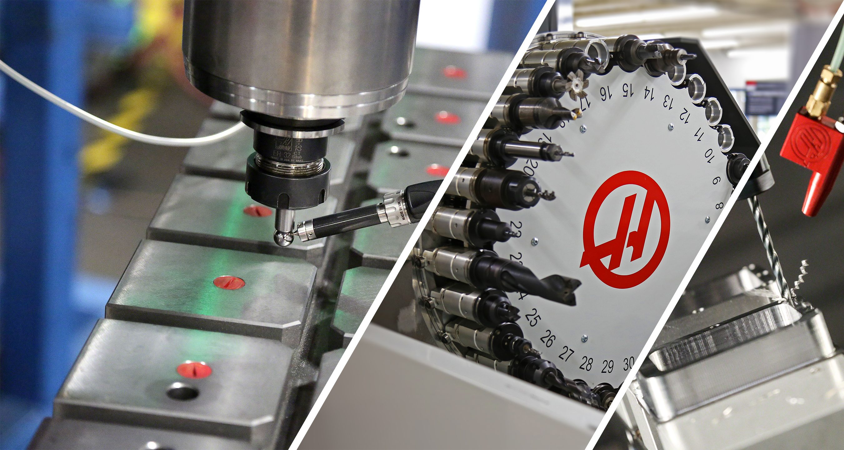Haas Mold Machines Features