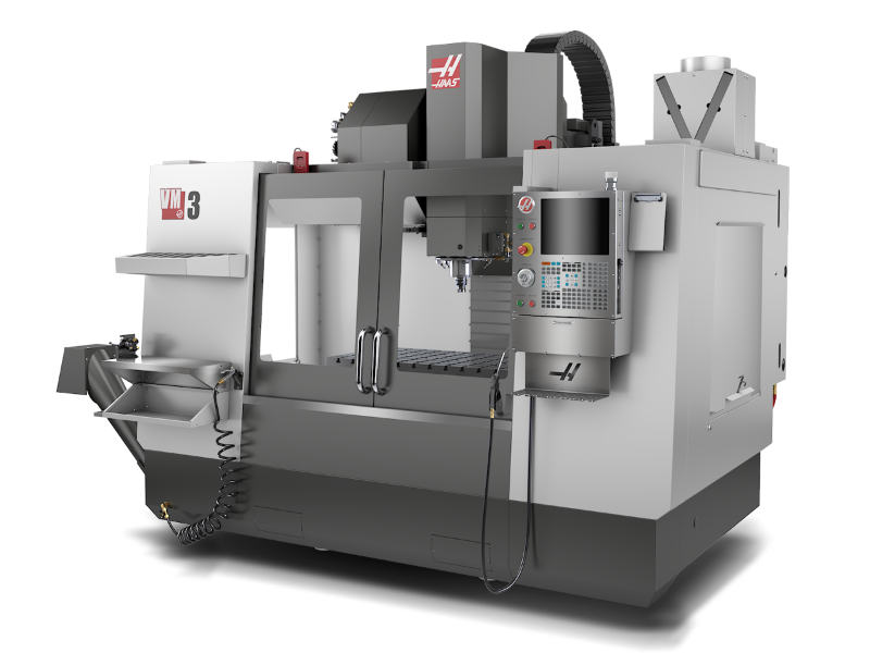 Haas Mold Machines